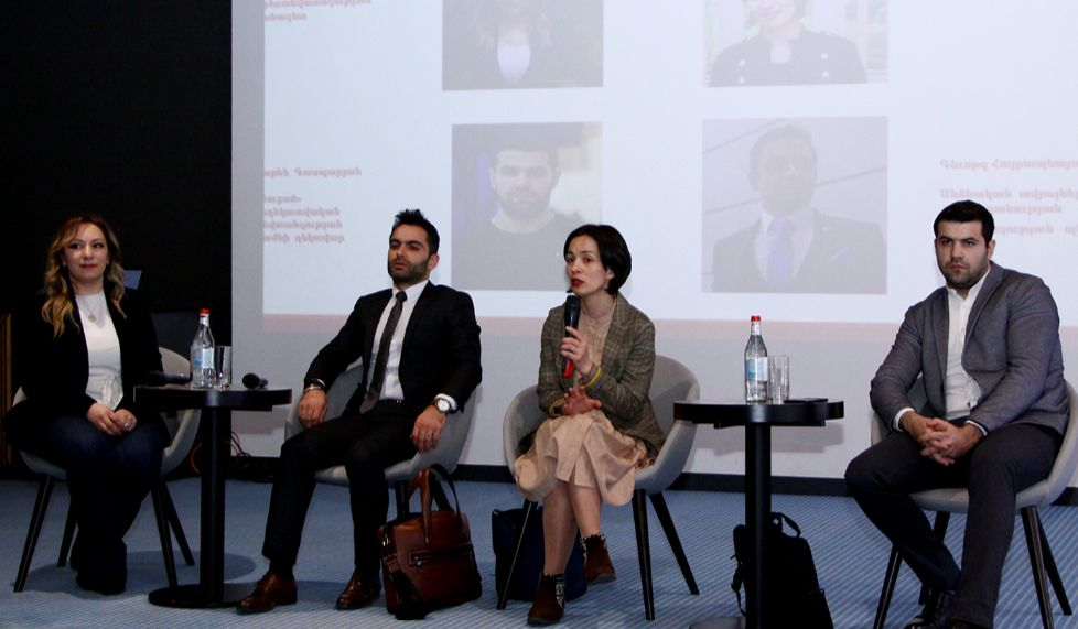 """Cyber Safe Armenia"" for high school teachers, pupils and students"