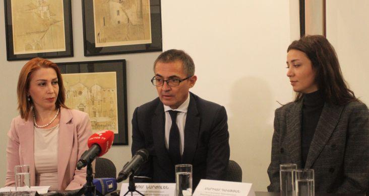 Կբացվի «Հայաստան-Ֆրանսիա. մշակութային երկխոսություն» խորագրով ցուցահանդեսի երևանյան փուլը