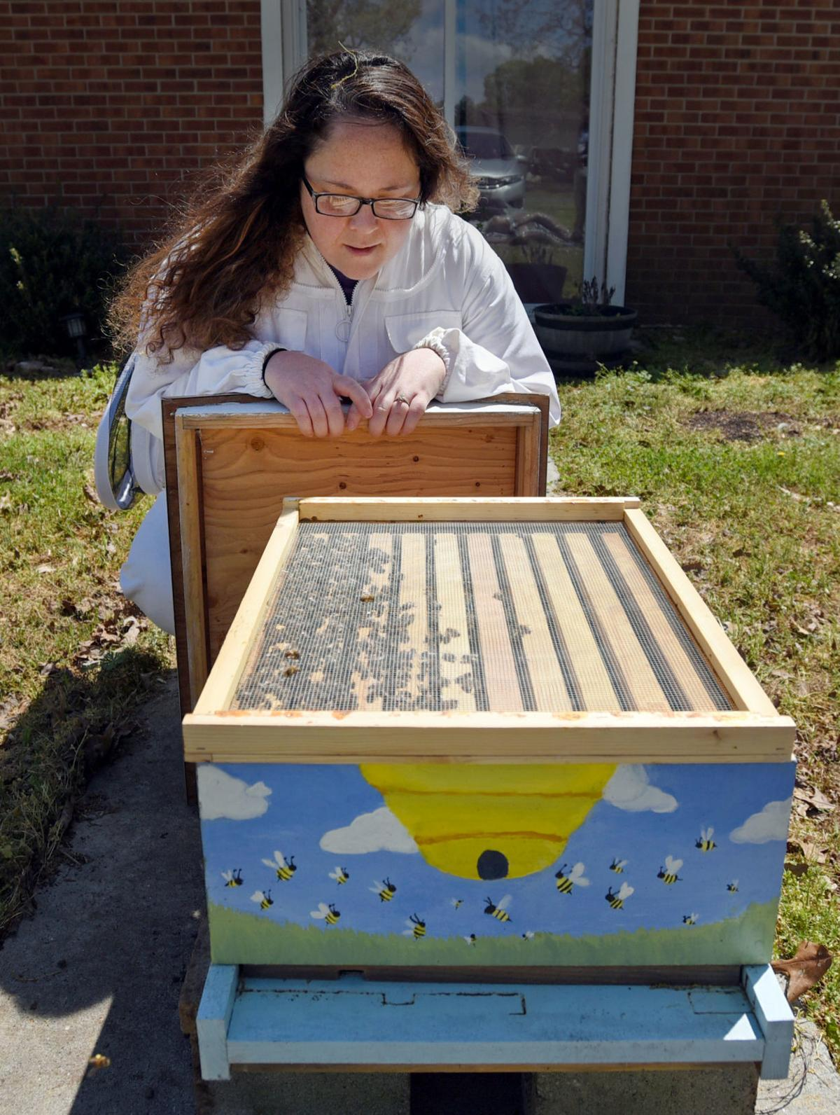 A month into e-learning, Forsyth teachers get creative while coping with difficulty of life outside of classroom