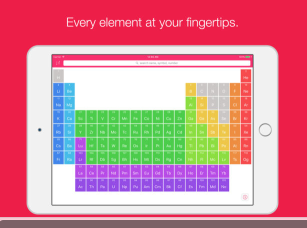 A Great Periodic Table App for Students