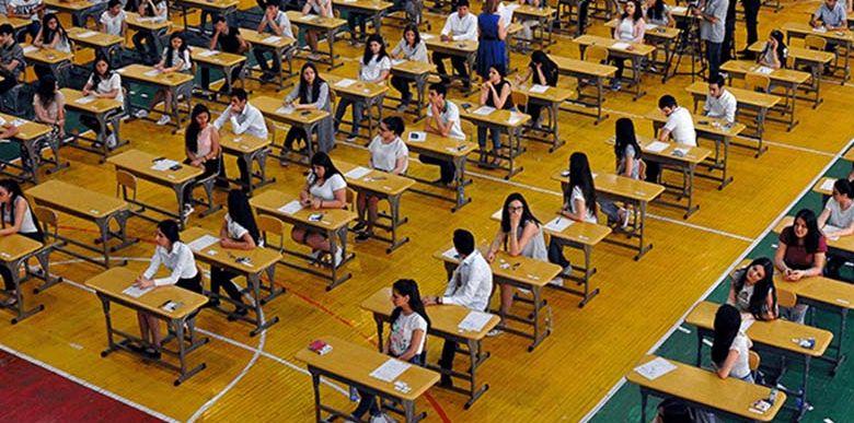 Այսօր անցկացվել է «Մաթեմատիկա» առարկայի միասնական քննությունը