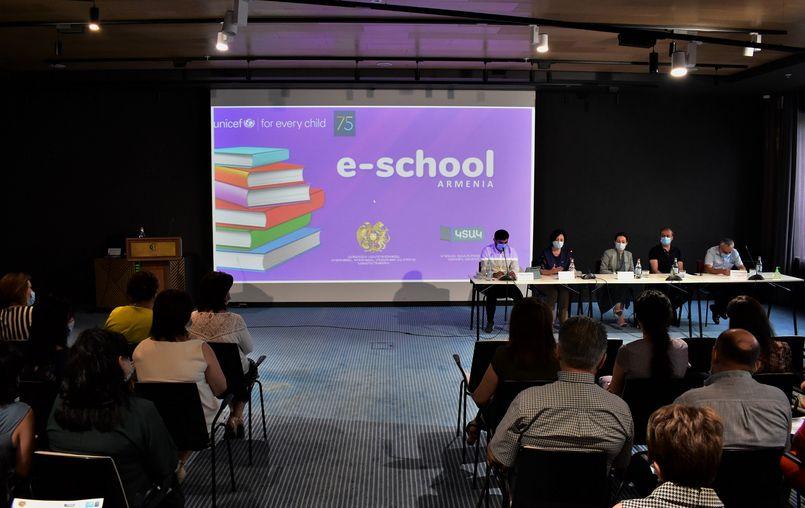 Համավարակը և կրթության շարունակականության ապահովումը Հայաստանում. ամփոփվել է «E-school Armenia» ծրագիրը